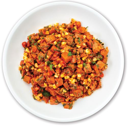 Photo of New Mexican Chili Roasted Butternut Squash