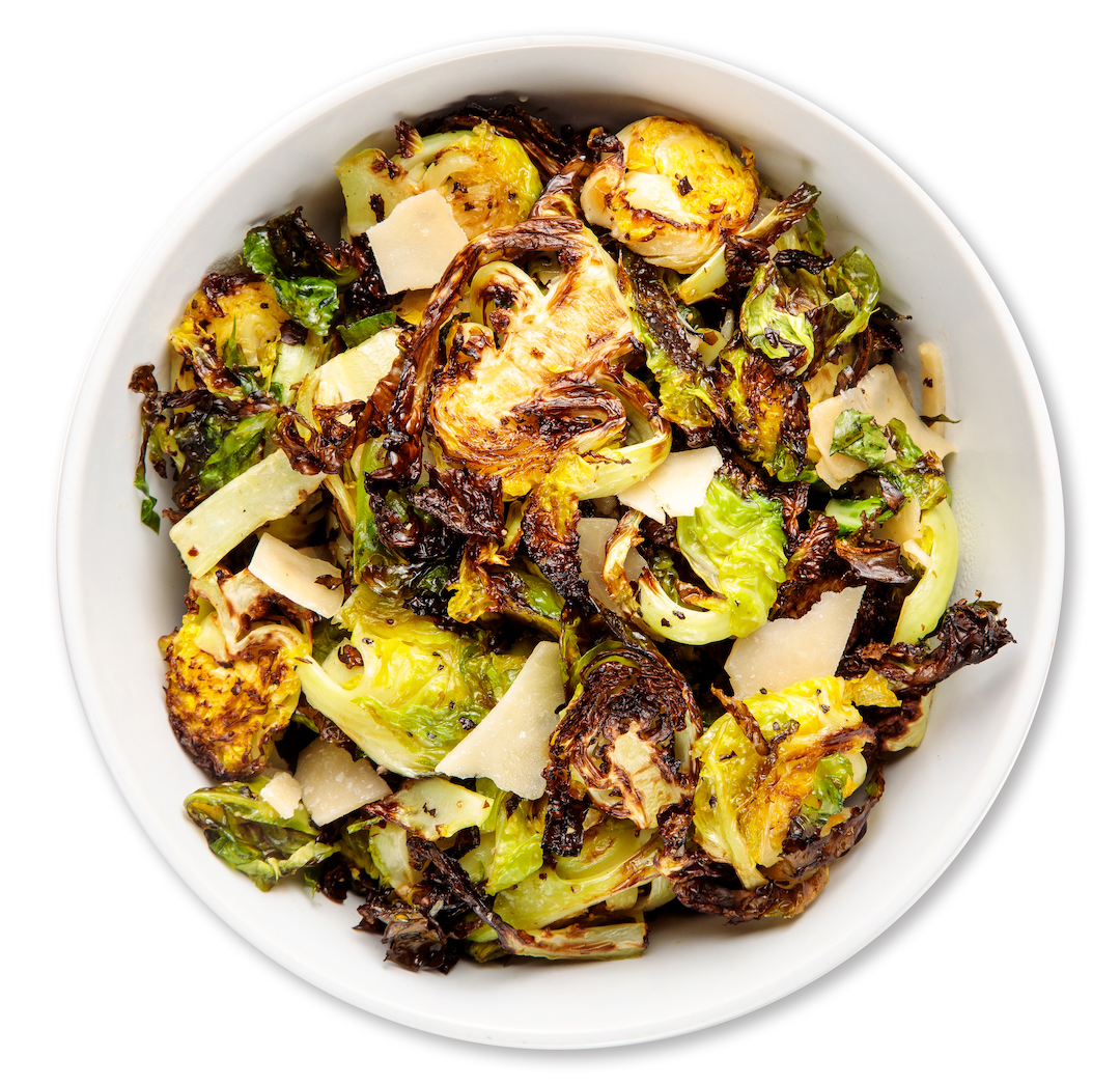 Photo of Honey Roasted Brussels Sprouts