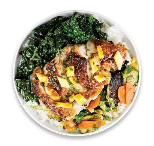 Photo of Mango Chicken Bowl