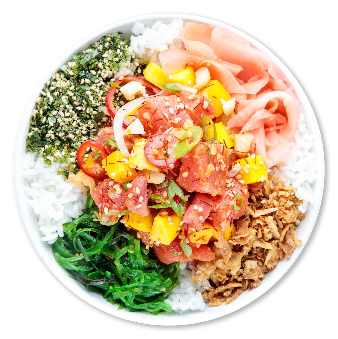 Photo of Spicy Hawaiian Ahi Tuna