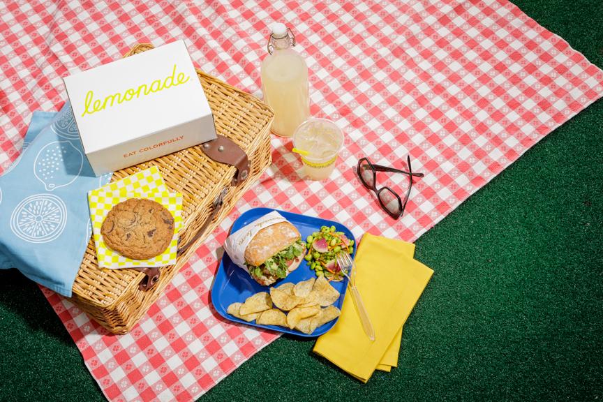 Lemonade Picnic Worthy Meals